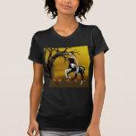 Camiseta de las señoras del Centaur