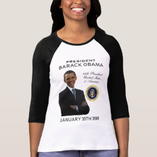 Camiseta de las señoras del día de inauguración de