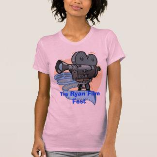 Camiseta de las señoras del Fest de la película de Polera
