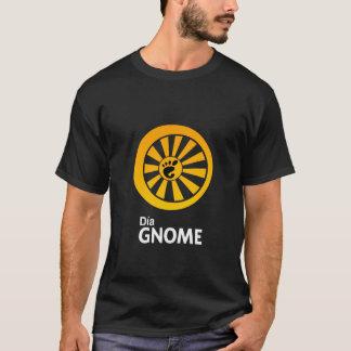 Camiseta de las señoras del GNOMO del diámetro