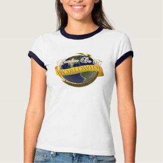 Camiseta de las señoras del HDT Poleras