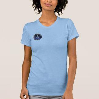 Camiseta de las señoras del sagitario remera