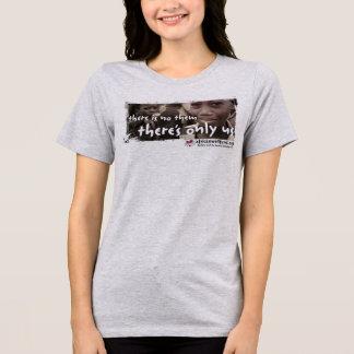 Camiseta de las señoras del tamaño extra grande playera