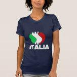 Camiseta de las señoras del WC 2010 de Italia