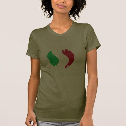 Camiseta de las señoras del WC 2010 de Italia Remeras