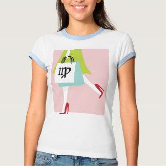 Camiseta de las señoras del zodiaco - virgo