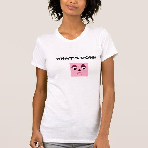 Camiseta de las señoras playeras