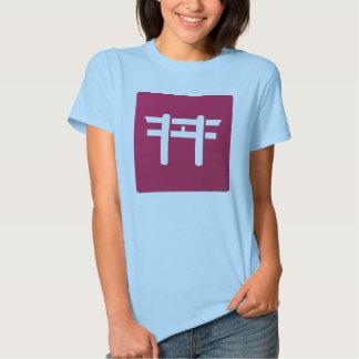 Camiseta de las señoras Torii Polera