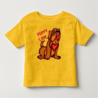 Camiseta de las tarjetas del día de San Valentín Playeras