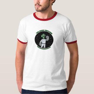 Camiseta de las tortugas del espacio playeras