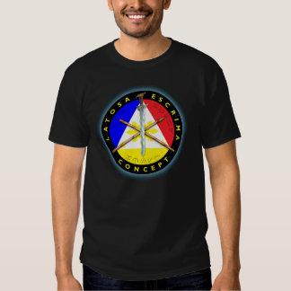 Camiseta de Latosa Escrima (oscura) Camisas