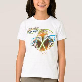 Camiseta de LaxGirl Polera