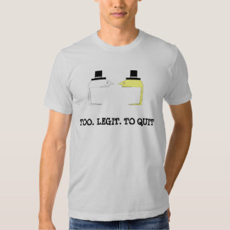 Camiseta de LEGITAMEN Playeras