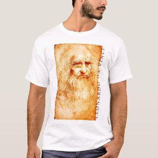 Camiseta de Leonardo da Vinci