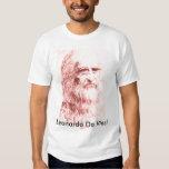 Camiseta de Leonardo da Vinci Remeras