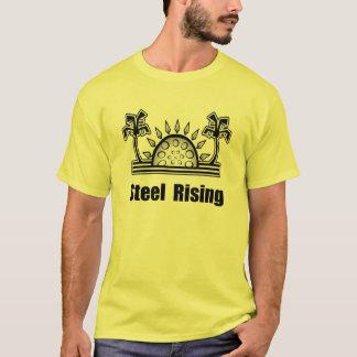 Camiseta de levantamiento de acero