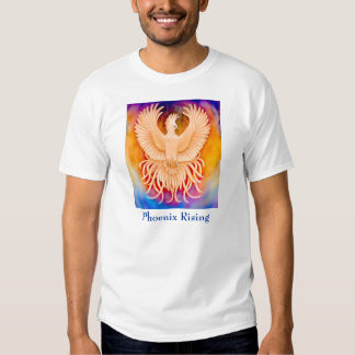 Camiseta de levantamiento de Phoenix Polera