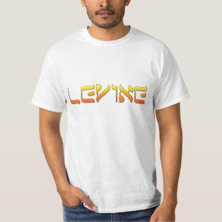 Camiseta de Levine Remeras