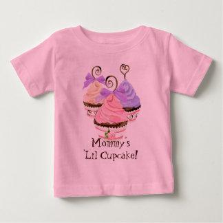 """Camiseta de 'Lil Cupcak"""" de la mamá del trío """"de"""