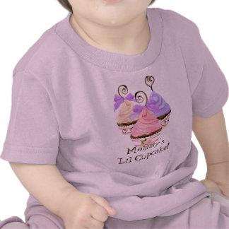 """Camiseta de 'Lil Cupcak"""" de la mamá del trío """"de l"""