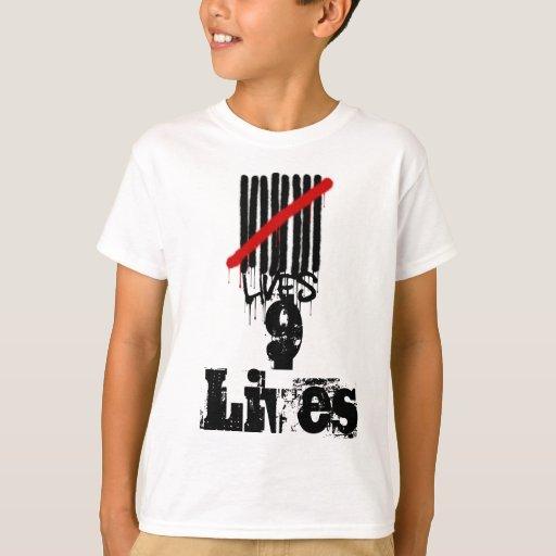 """Camiseta de """"Lil'Adan"""" de 9 vidas"""