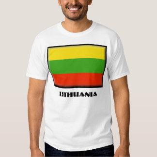 Camiseta de Lituania Playeras