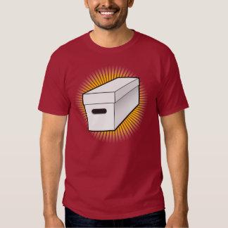 "Camiseta de ""Longbox"" Poleras"