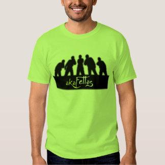 camiseta de los akaFellas Poleras