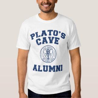 Camiseta de los alumnos de la cueva de Platón Polera
