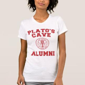 Camiseta de los alumnos de la cueva de Platón Remeras