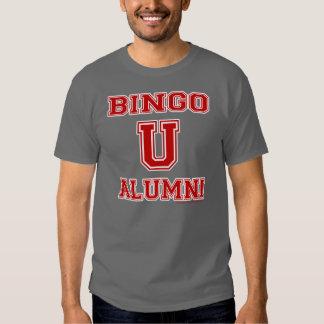 Camiseta de los alumnos del bingo U Camisas