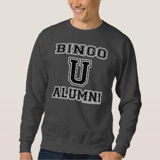 Camiseta de los alumnos del bingo U Sudadera Con Capucha