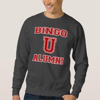 Camiseta de los alumnos del bingo U Sudaderas Encapuchadas