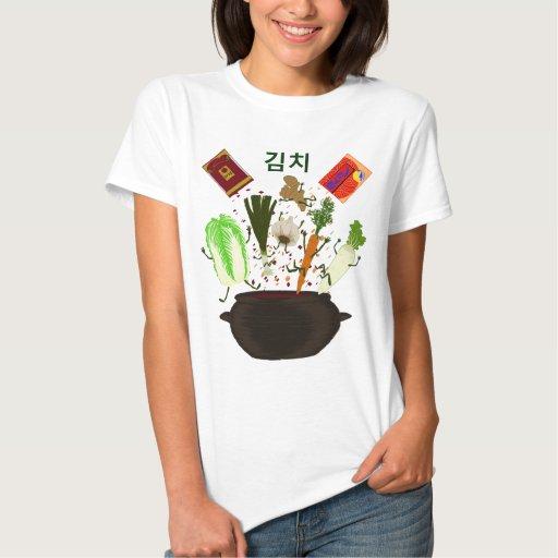 Camiseta de los amigos de Kimchi