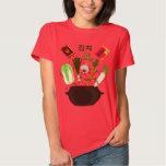 Camiseta de los amigos de Kimchi Camisas