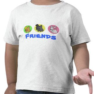 """Camiseta de los """"amigos"""" para los niños"""
