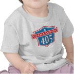 Camiseta de Los Ángeles de la autopista sin peaje