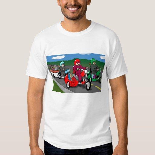 Camiseta de los ángeles del edredón polera