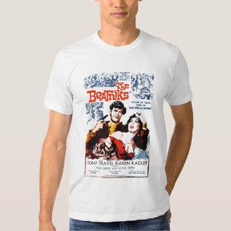 """Camiseta """"de los Beatniks"""" Polera"""