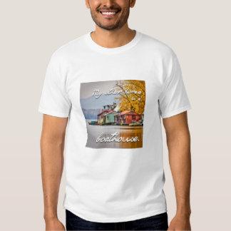 Camiseta de los Boathouses Playeras