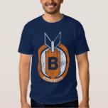 Camiseta de los bombarderos de #31 Garrity Berlín Playera