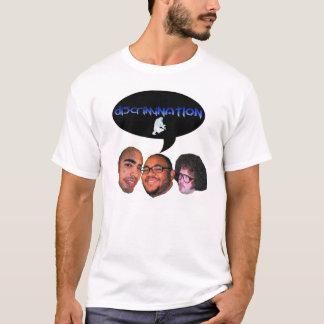 """camiseta de los """"bustos parlantes"""" de la"""