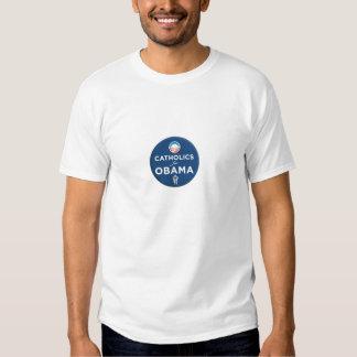 Camiseta de los CATÓLICOS Poleras