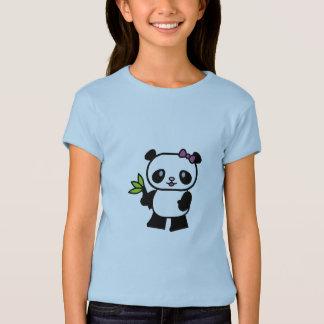 Camiseta de los chicas de la panda