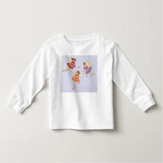 Camiseta de los chicas del ángel polera