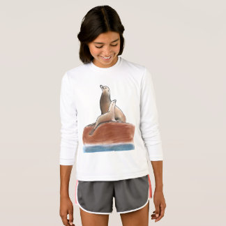 Camiseta de los chicas del cuento de BACS Angie