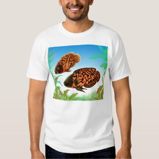 Camiseta de los Cichlids de Óscar del tigre Remeras
