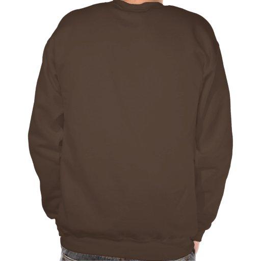 """camiseta de los """"colores"""" de Sledders.com Brown"""