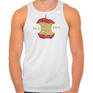 Camiseta de los corredores del núcleo duro