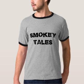 Camiseta de los cuentos de Smokey Playeras